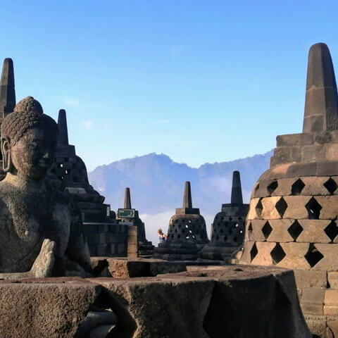 Vacation-to Borobudur Temple from Chatham-Kent