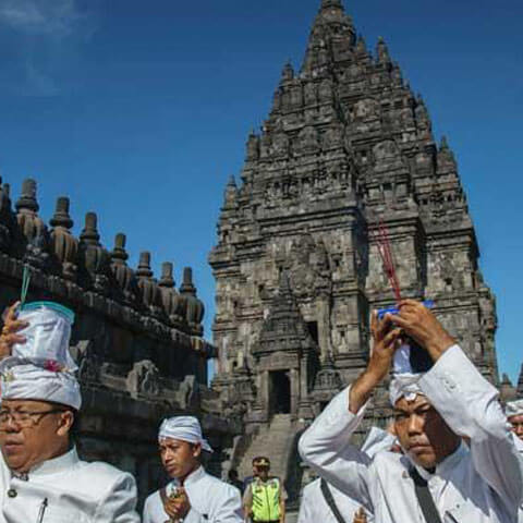 Visit Borobudur Temple from Belleville